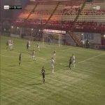 Hamilton 0-[2] Celtic: Leigh Griffiths 54'