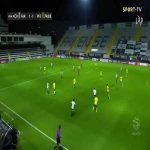 Farense [1]-1 Paços Ferreira - Ryan Gauld 74'
