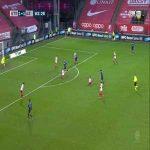 FC Utrecht 1-[2] AZ Alkmaar | Calvin Stengs 83'