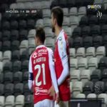 Boavista 1-[4] Braga - Ricardo Horta 69'