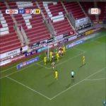 Rotherham [1]-2 Barnsley - Michael Smith 57'