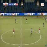 Sheffield Wednesday 1-0 Middlesbrough - Callum Paterson 30'