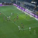 Vitoria Guimaraes [2]-1 FC Porto - Oscar Estupinan 63'