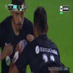 Atletico Tucuman 0-[1] San Lorenzo - Angel Romero penalty