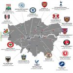 Geographical Mapping of London Clubs