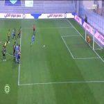 Al Batin [1] - 2 Al Ittihad — Fabio Abreu 90' +3 (PK) — (Saudi Pro League - Round 11)
