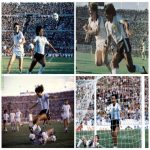40 years ago, Argentina beat W. Germany 2-1 in Montevideo for Group B of the FIFA World Champions' Gold Cup