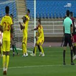 Al-Raed 2 - [2] Al-Qadasiya — Stanley Ohawuchi 90' +1 — (Saudi Pro League - Round 11)