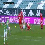 Betis [1]-1 Sevilla - Sergio Canales penalty 53'