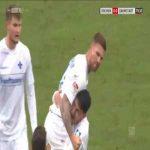 Bochum 0-1 Darmstadt - Tobias Kempe free-kick 80'