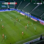 Bremen 0-2 Union Berlin - Taiwo Awoniyi 28'