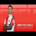 [ESPN NL] TOP 10 GOALS 2020 🔝 | Eredivisie | Senesi, Neres, De Leeuw