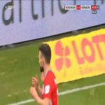 Heidenheim 1-0 Nurnberg - Denis Thomalla 45'+1'