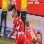 Heidenheim 2-0 Nurnberg - Patrick Mainka 76'
