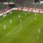 Koln 0-1 Augsburg - Iago 77'