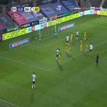 Swansea [1]-1 Watford - Jamal Lowe 43'