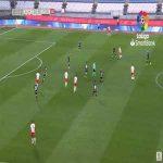 Almeria 1-0 Ponferradina - Umar Sadiq 2'