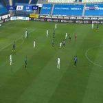 Atalanta 1-0 Sassuolo - Duvan Zapata 11'