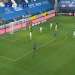 Atalanta 2-0 Sassuolo - Matteo Pessina 45'