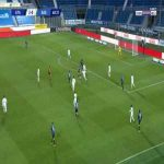 Atalanta 3-0 Sassuolo - Duvan Zapata 49'