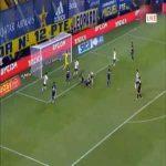 Boca Juniors 1-[1] River Plate - Federico Girotti 74'