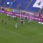 Cagliari 1-[3] Napoli - Hirving Lozano 74'
