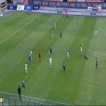 Inter [1]-1 Crotone - Lautaro Martinez 20'