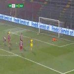 Cremonese 0-2 Chievo - Massimo Bertagnoli 81'