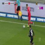 Dusseldorf 1-0 Paderborn - Kristoffer Peterson 22'