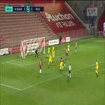 AC Ajaccio [4] - 1 Pau FC - Ismael Diallo 61'