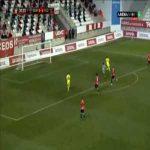 Zamora 0-1 Villarreal - Carlos Bacca 31'