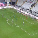Besiktas 3-0 Rizespor - Oguzhan Ozyakup 57'