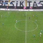 Besiktas 4-0 Rizespor - Cyle Larin 79'