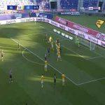 Bologna 1-0 Udinese - Takehiro Tomiyasu 19'