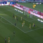 Bologna [2]-1 Udinese - Mattias Svanberg 40'