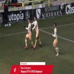 Burgos CF 0-2 Espanyol - Max Svensson 90'+3'