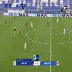 Cagliari 1-[1] Benevento - Marco Sau 41'