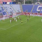 Cagliari 1-[2] Benevento - Alessandro Tuia 44'