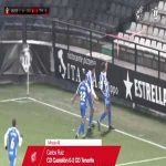 Castellon 0-2 Tenerife - Carlos Ruiz 45'