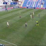 Crotone 0-1 Roma - Borja Mayoral 8'