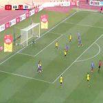 FC Tokyo (1)-0 Kashiwa Reysol - Leandro nice cut inside goal