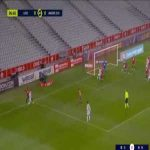 Lille 0-1 Angers - Romain Thomas 6'