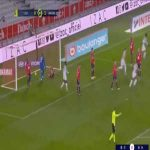 Lille 0-2 Angers - Romain Thomas 11'