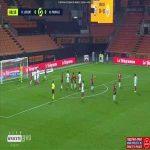 Lorient 0-1 Monaco - Axel Disasi 9'
