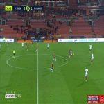 Lorient [1]-1 Monaco - Teremas Moffi 31'