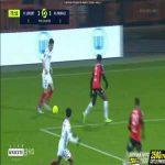 Lorient 2-[4] Monaco - Sofiane Diop 78'