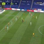 Lyon 2-0 Lens - Steven Fortes OG 47'