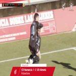 Numancia 1-[2] Almeria - Lucas Robertone 90'+1'
