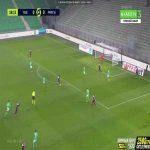 Saint-Etienne 1-0 PSG - Romain Hamouma 19'