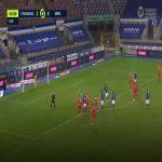 Strasbourg 3-0 Nîmes - Kenny Lala penalty 45'+1'